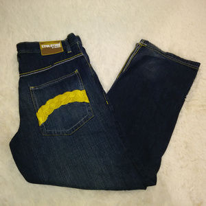 Other - Evolution In Design Baggy Jeans Mens sz 34x32